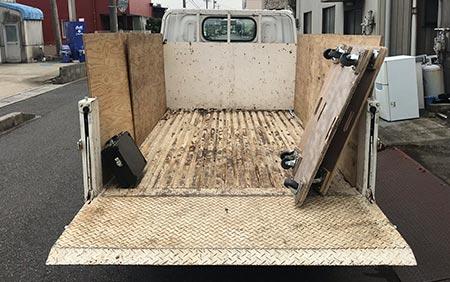 2トントラック積み放題コース